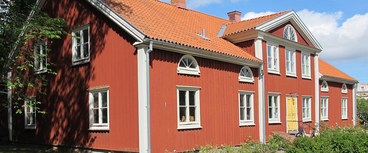 Gamla Domprostgården